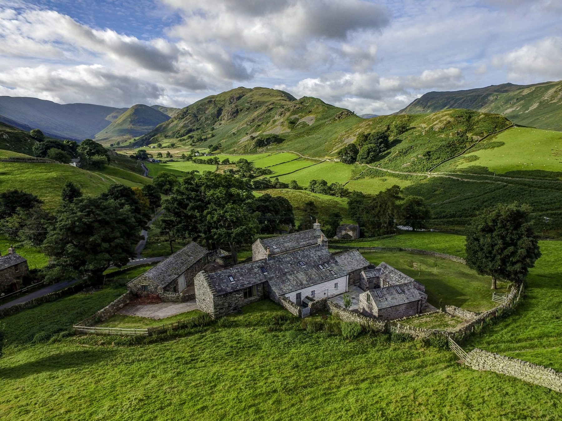 Luxury Cottages For Lake District Holidays The Rowley