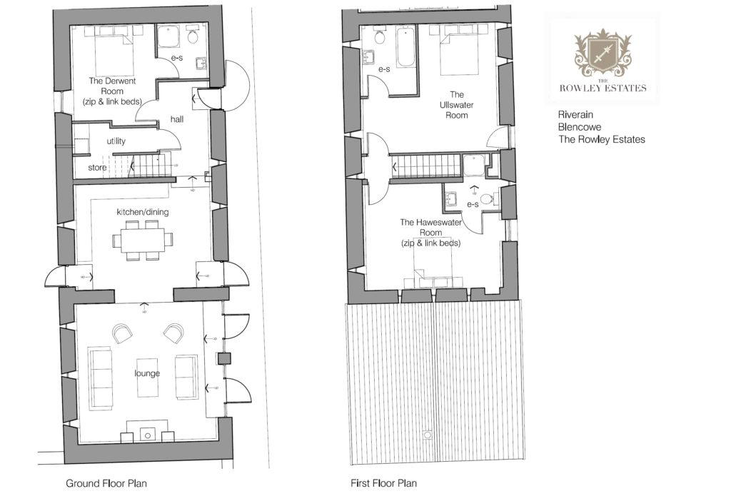 Riverain floor plan - click to view as PDF