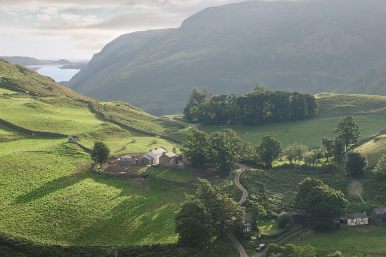hause-hall-farm-luxury-holiday-cottage- in-the-lake-district-national-park-view-from-beda-fell
